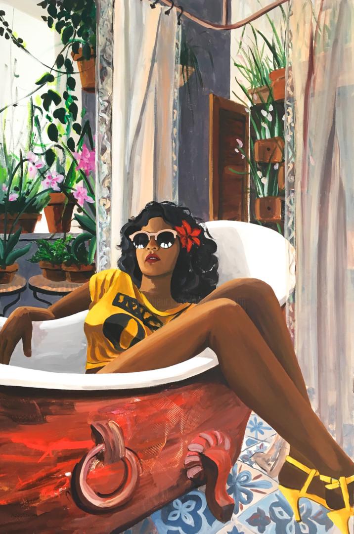 Aurélie Quentin - Chaleur Tropicale