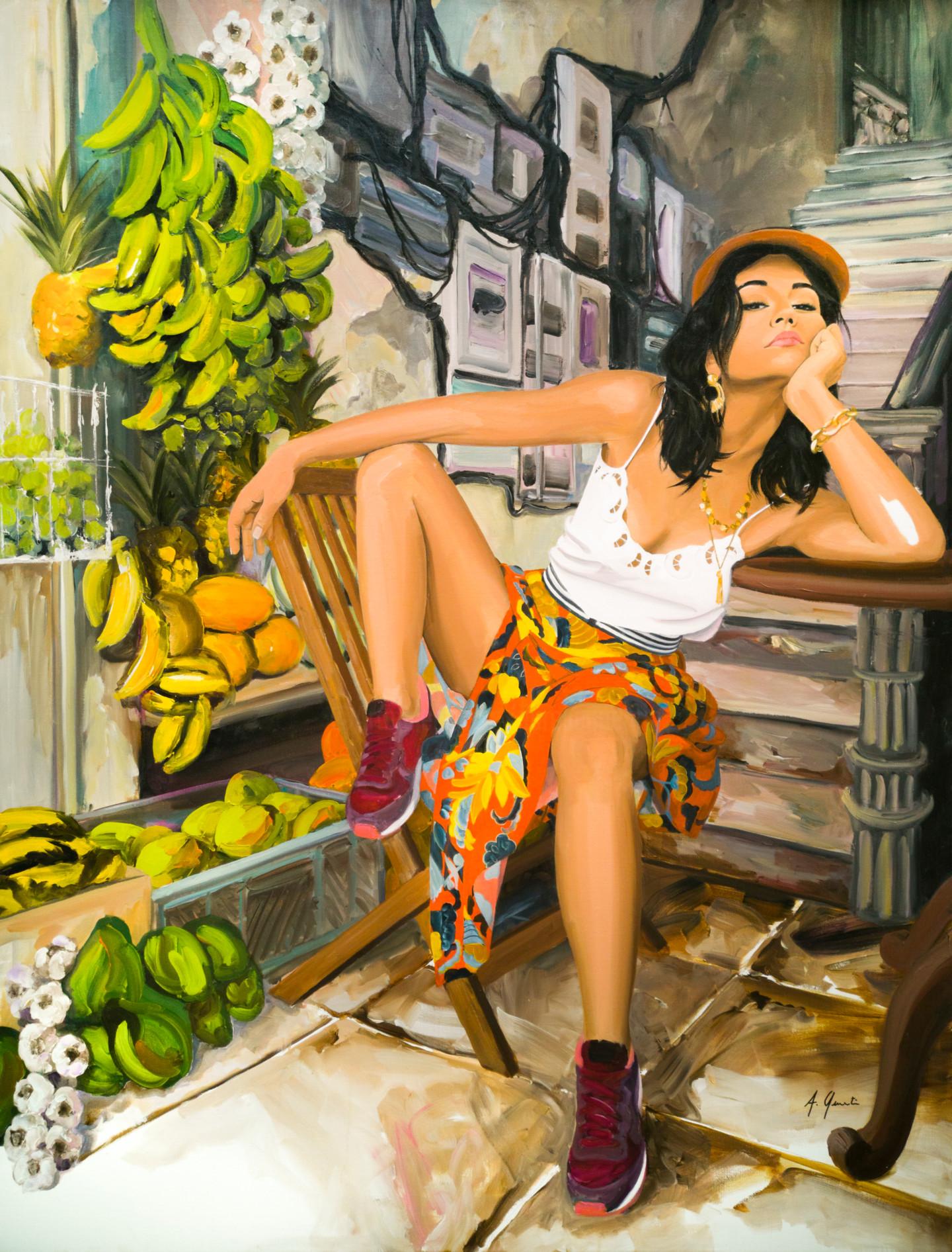 Aurélie Quentin - La Cage aux Fruits